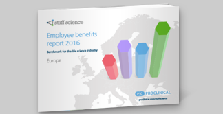Employee Benefits Report Europe Life Sciences