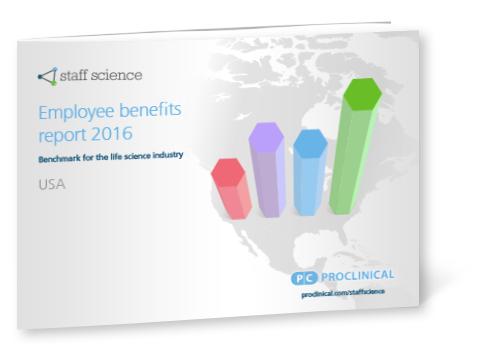 Employee Benefits Report USA Life Sciences Industry