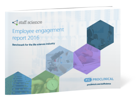 Employee Engagement Report Life Science