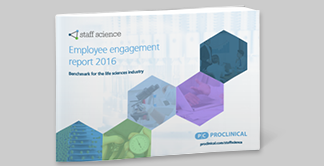 Employee Engagement Report Life Sciences